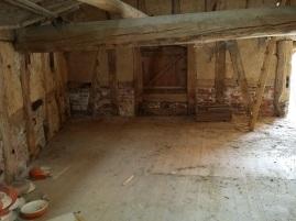Alle Dachböden sind leer