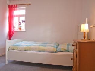 Schlafzimmer im 1. Stock